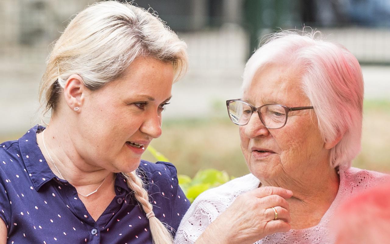 Wir suchen Sie als Pflegehilfskraft!
